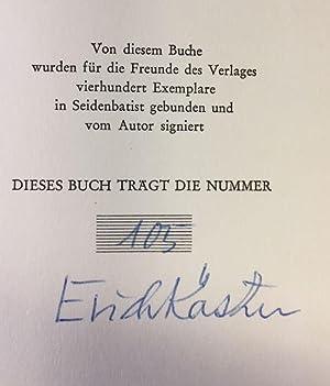 Herz auf Taille.: Kästner, Erich.