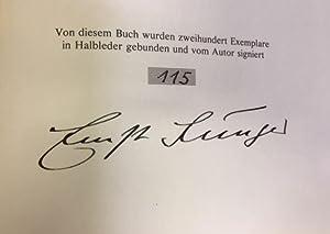 Siebzig verweht I - V. 5 Bände: Jünger, Ernst.