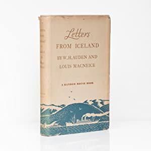 letters from iceland auden wh