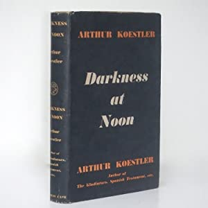 a review of koestlers darkness at noon in the novel Darkness at noon: a novel by arthur koestler in djvu, doc, txt download e-book.