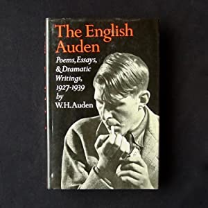 the english auden poems essays and dramatic writings