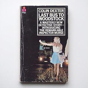 Last Bus to Woodstock: DEXTER, Colin