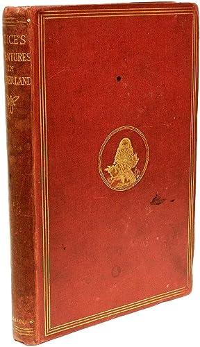 Alice's Adventures In Wonderland.: DODGSON, Charles Lutwidge: