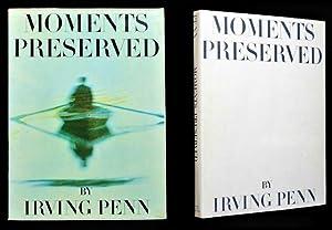 Moments Preserved.: Irving Penn