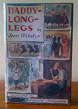 Daddy-Long-Legs.: WEBSTER, Jean (illustrated
