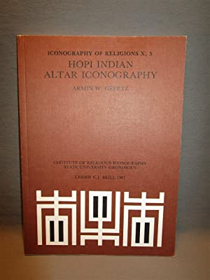 Hopi Indian Altar Iconography (signed copy)