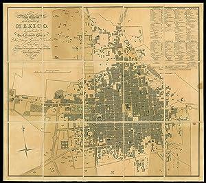 Plan General de la Ciudad de Mexico: MOGG, Edward