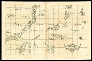 Carta particolare d'una parte della costa di: DUDLEY, Robert