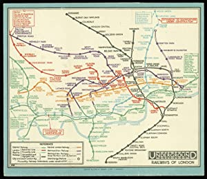 Underground Railways of London.