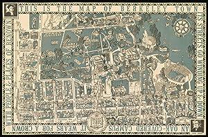 1890 - Antiquarisch/Gebraucht - Angebotsfoto - Karten - AbeBooks