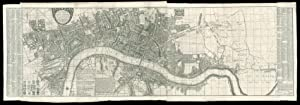 A New & Exact Plan of ye City of London and Suburbs thereof, With the addition of the New Buildin...