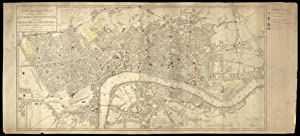 A New Pocket Plan of the Cities of London and Westminster: with the borough of Southwark: Compreh...