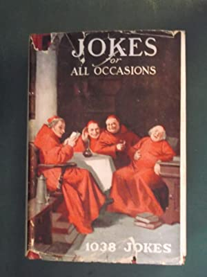 Jokes for All Occasions: Selected and Edited: Burton, Alexander
