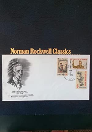 Norman Rockwell Classics and Historic American Stamps: Postal Commemorative Society