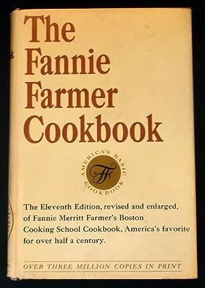 The Fannie Farmer Cookbook: Farmer, Fannie Merritt