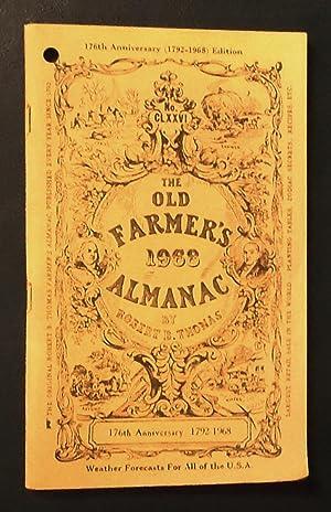 The Old Farmer's Almanac 1968: Thomas, Robert B.
