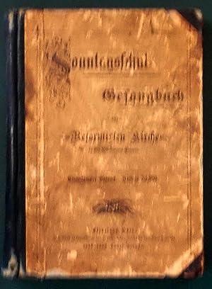 Sonntagsschul Gesangbuch