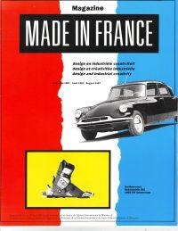 Magazine Made in France design en industriële