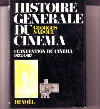 Histoire générale du Cinéma,  6 tomes
