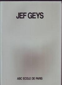 Jef Geys ABC ECOLE DE PARIS: Geys, Jef