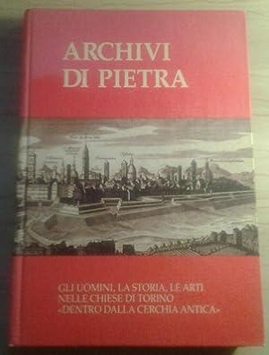 Archivi di pietra. Nelle chiese di Torino: AA.VV. (Lodi, Beppe