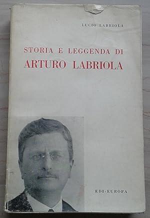 Storia e leggenda di Arturo Labriola: Labriola, Lucio