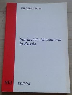 Storia della Massoneria in Russia: Perna, Valerio