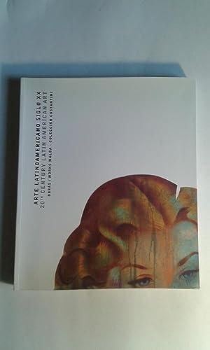 Arte latinoamericano Siglo XX/ 20th Century Latin: AA.VV. (F. Costantini