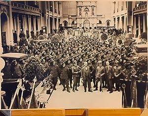 Fotografia originale anni '30 Expo. Automobili Torino