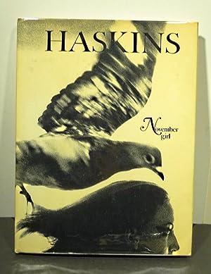 NOVEMBER GIRL: Haskins, Sam
