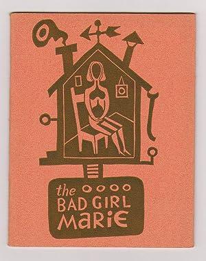 THE BAD GIRL MARIE: Lowry, James