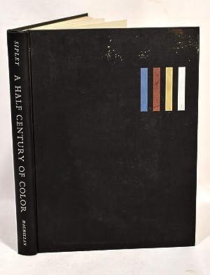 A HALF CENTURY OF COLOR: Sipley, Louis Walton