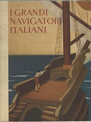 I Grandi Navigatori Italiani Illustrazioni di Bertyl: Fanciulli, Giuseppe
