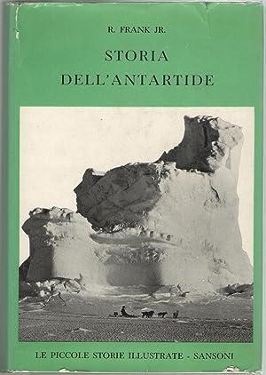 Storia dell'Antartide: Frank, R. Jr
