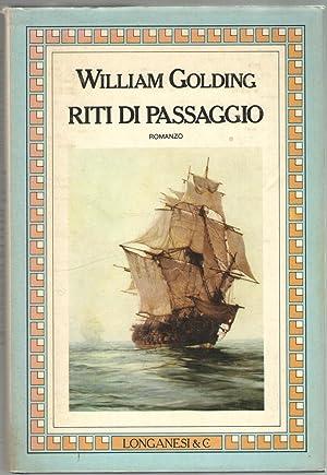 Riti di passaggio: Golding, William