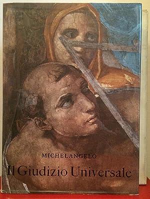 Il Giudizio Universale di Michelangelo.: Redig De Campos,