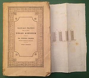 MANUALE PRATICO PER LA CURA DEGLI APPARENTEMENTE: Manni, Pietro (1778-1839)