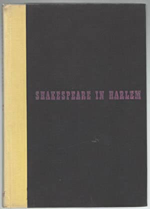 Shakespeare in Harlem. With Drawings by E.: Hughes, Langston
