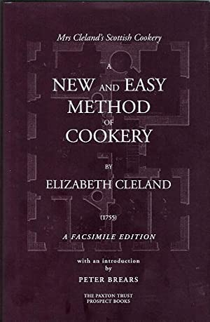 The New and Easy Method of Cookery.