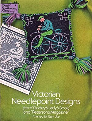 Victorian Needlepoint Designs from