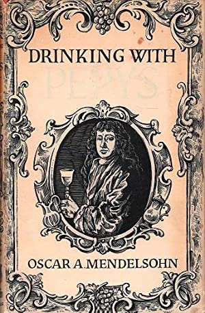 Drinking with Pepys.
