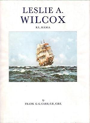 Leslie A. Wilcox: R.I., R.S.M.A.: Carr, Frank G.G.