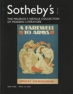 Sotheby's: The Maurice F. Neville Collection of