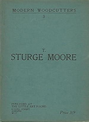 Modern Woodcutters: 3, T. Sturge Moore.