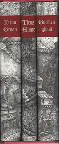 The Gormenghast Trilogy.: Peake, Mervyn.