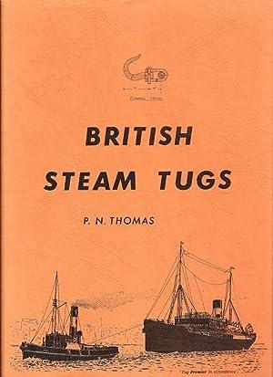 British Steam Tugs.: Thomas, P.N.