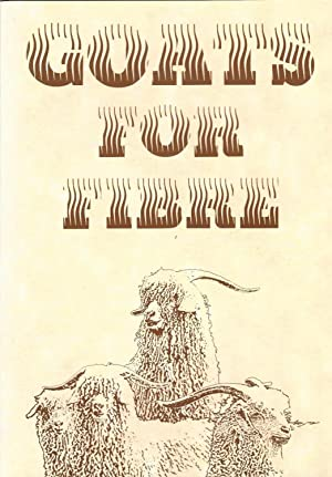 Goats for Fibre: A Guide to Producing Mohair, Cashmere, and Cashgora in Great Britain