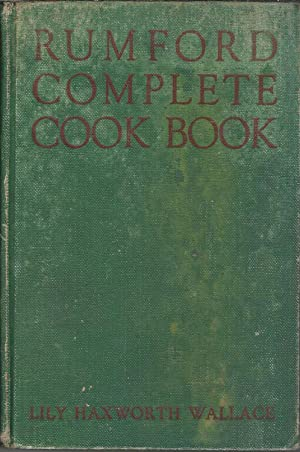 Rumford Complete Cook Book.