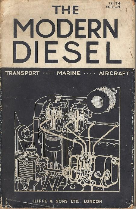 marine diesel engine books