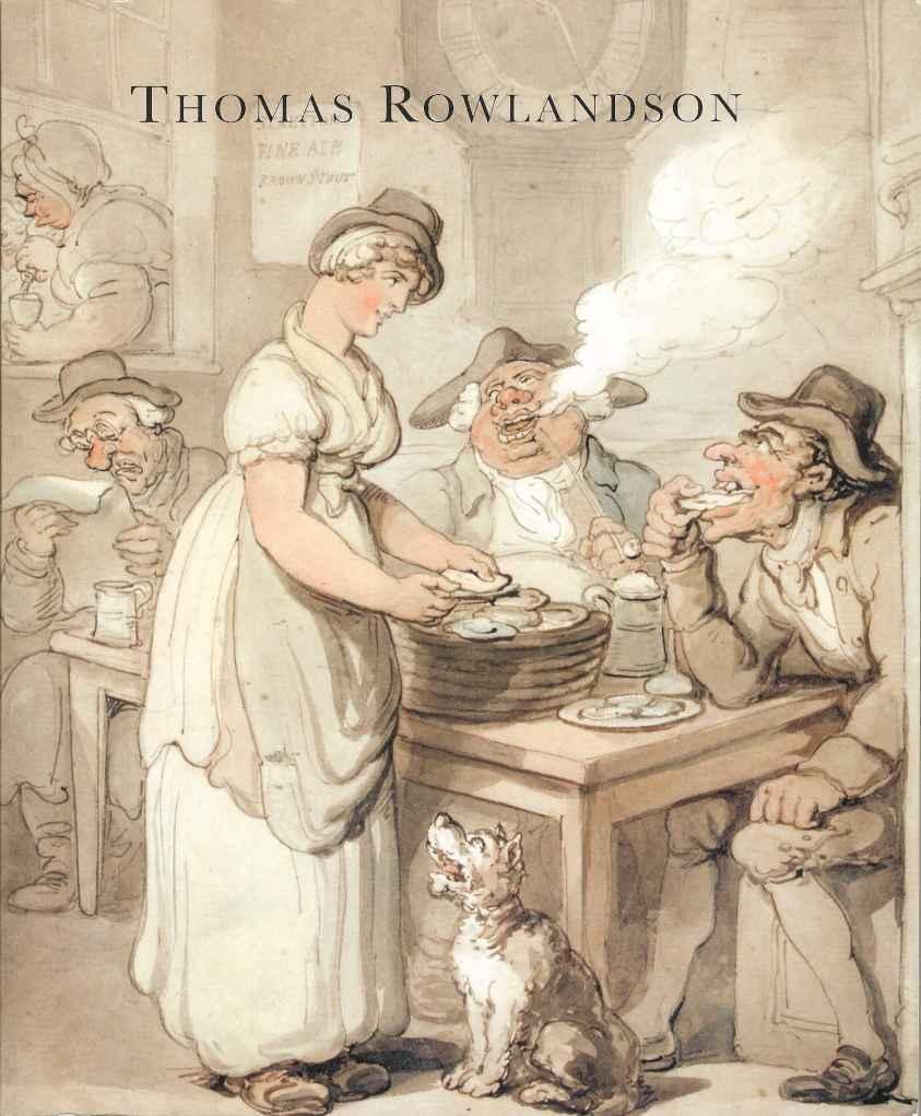 Thomas Rowlandson 1756/57 - 1827 - David Wootton